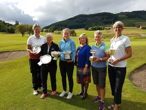 The Ladies Highland Open